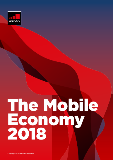 The Mobile Economy Report 2018 image