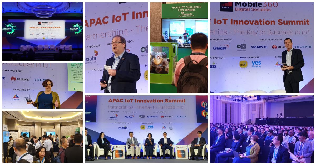 IoT Summit @ Thrive APAC Digital Societies