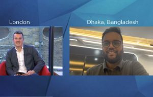 Interview with Solaiman Alam, Head of Digital Division, Grameenphone Ltd