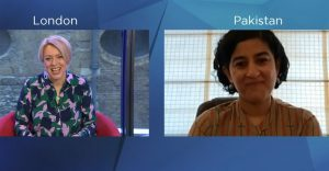 Interview with Tania Aidrus, Chief Digital Officer, Prime Minister office, Pakistan