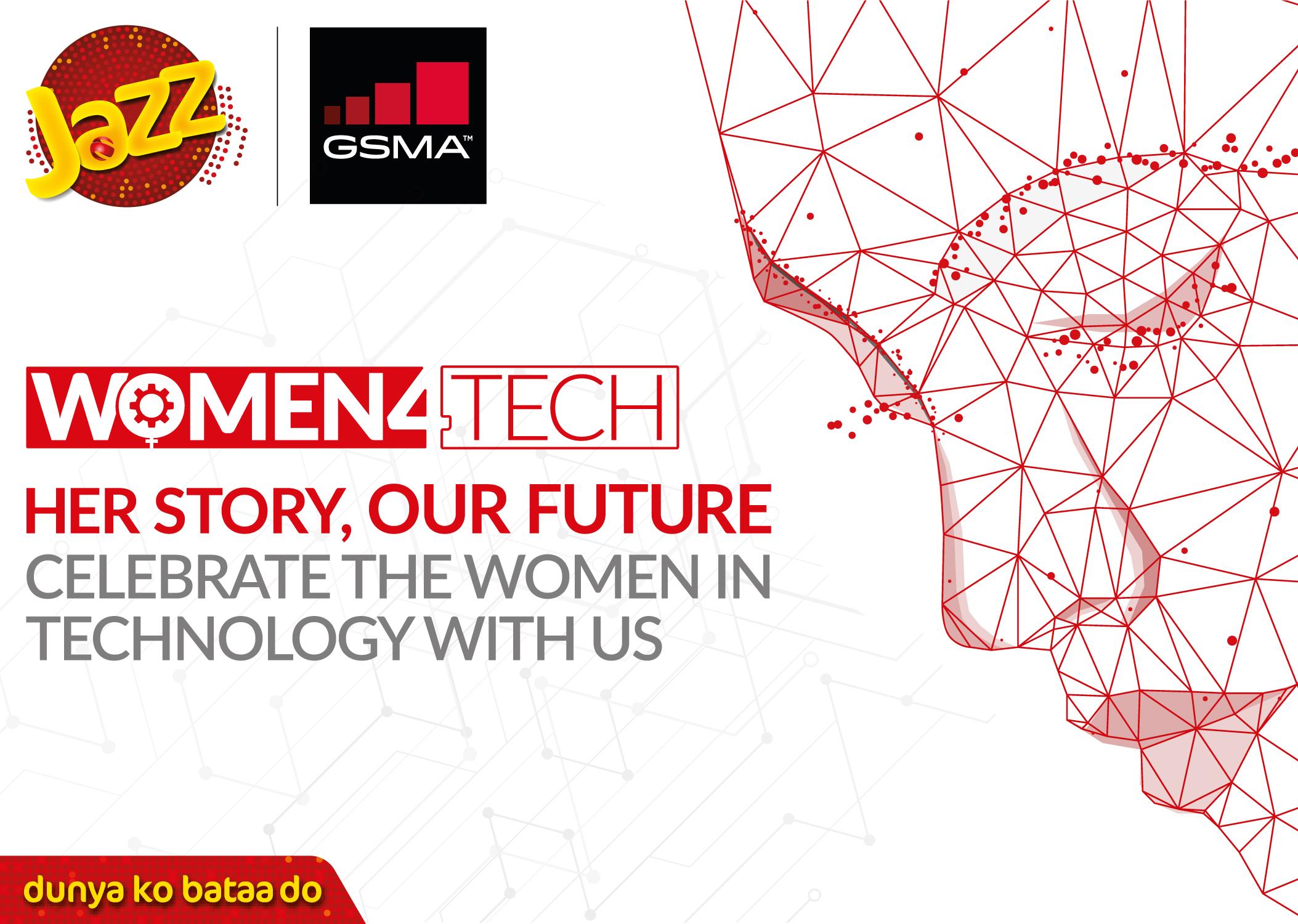 Women4Tech Summit – powered by GSMA and Jazz