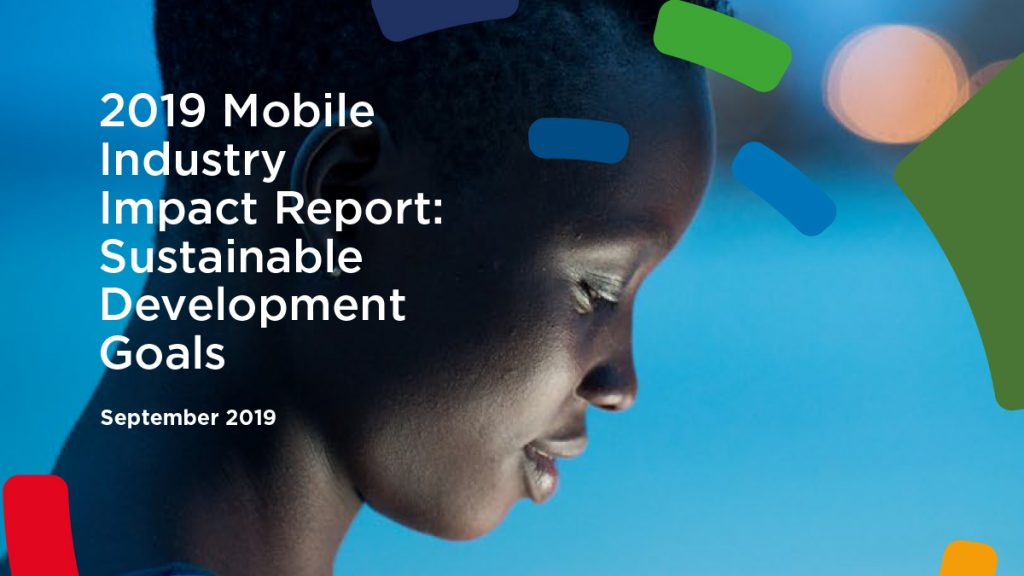 2019 Mobile Industry Report: Sustainable Development Report image