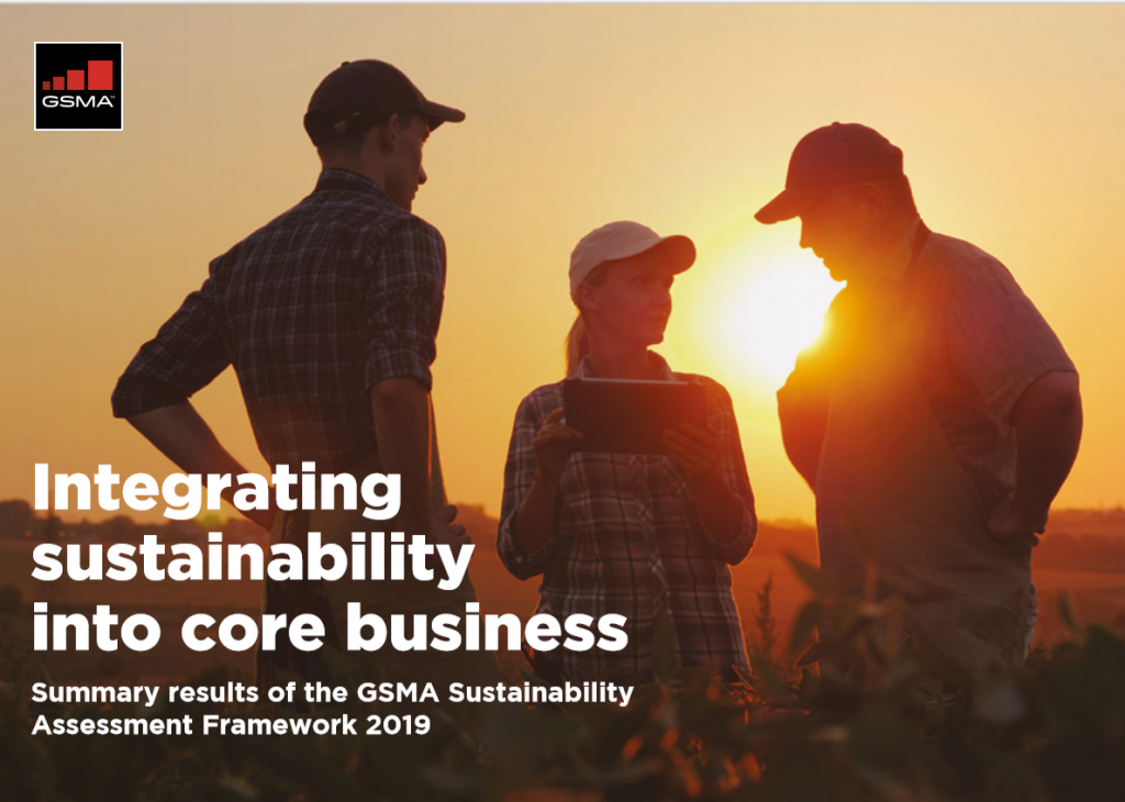 The GSMA Sustainability Assessment 2019 Results image