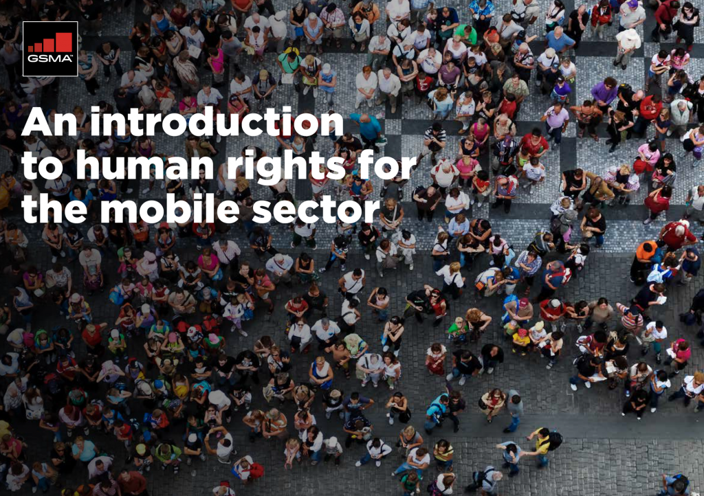 An introduction to human rights for the mobile sector image
