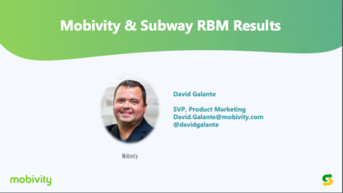 GSMA RCS Business Messaging Lab #19 New Jersey – Speakers' Presentations image