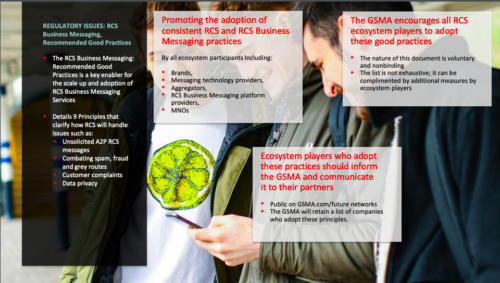 GSMA RCS Business Messaging Lab #18 Moscow – Speakers' Presentations image