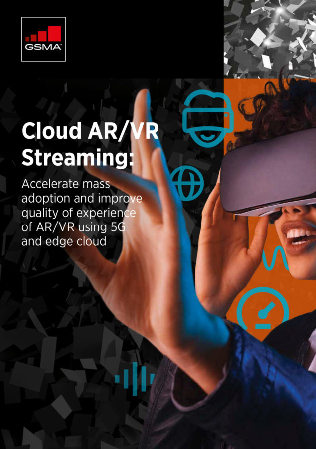 Cloud AR/VR Streaming Booklet image