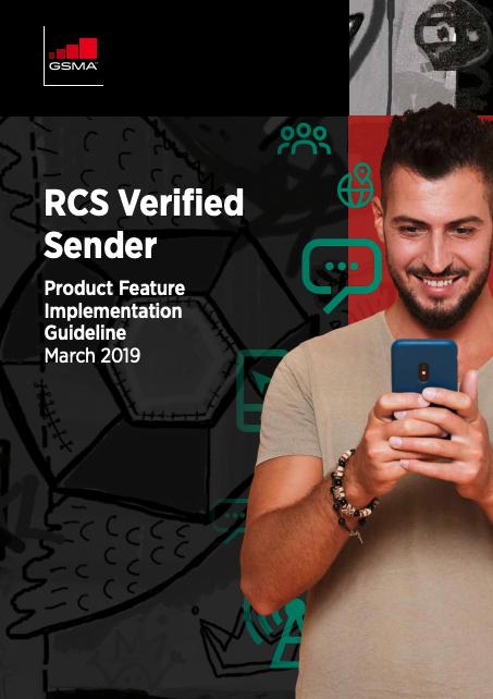 RCS Sender Verification Report 2019 image
