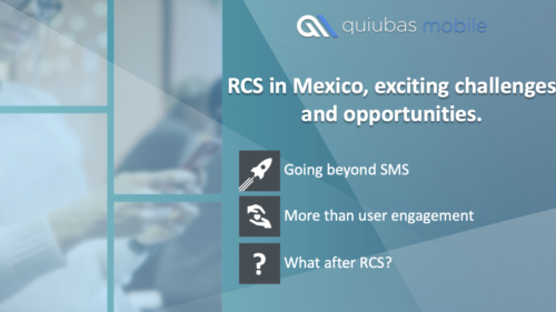 GSMA RCS Business Messaging Lab #24 Mexico City – Speakers' Presentations image