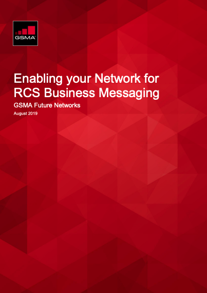 Enabling your Network for RCS Business Messaging image