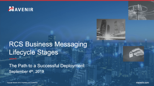 GSMA RCS Business Messaging Lab #26 Philippines – Speakers' Presentations image
