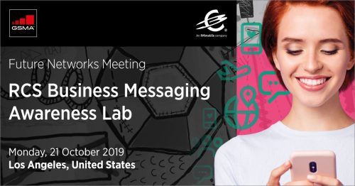 GSMA RCS Business Messaging Lab #27 Los Angeles – Speakers' Presentations image