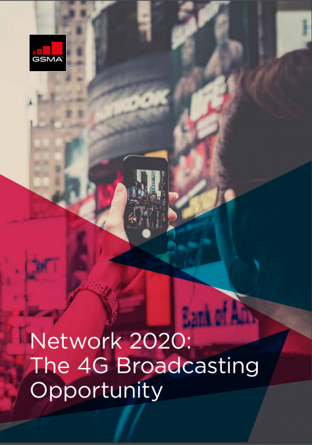 Network 2020: The 4G Broadcasting Opportunity image