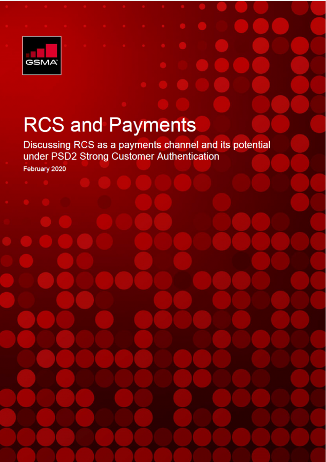 RCS and Payments Whitepaper image