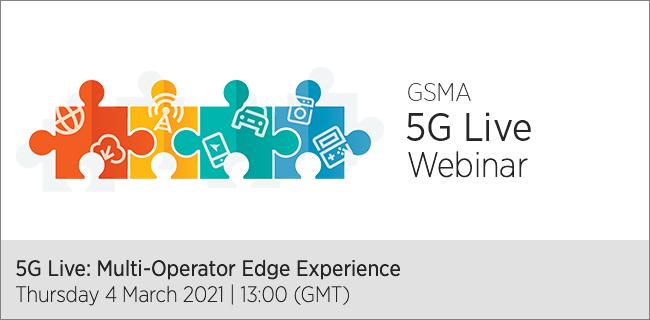 5G Live: Multi-Operator Edge Experience
