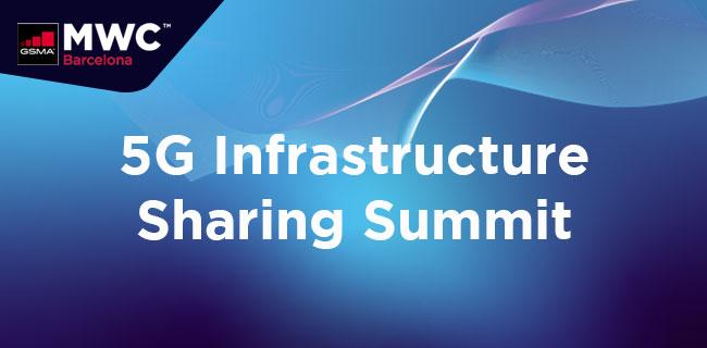 MWC21 Barcelona – 5G Infrastructure Sharing Summit