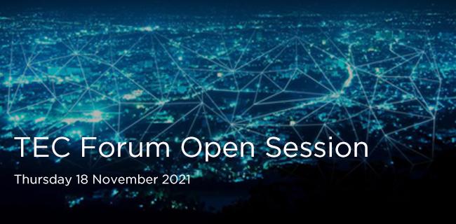 TEC Forum Open Session