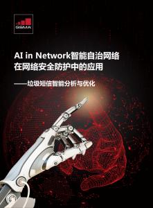 AI in Network 智能自治网络7大案例 image