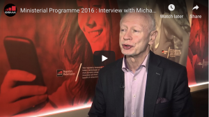 Ministerial Programme 2016 : Interview with Michal Boni