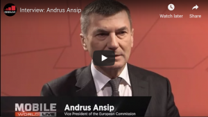 Interview: Andrus Ansip