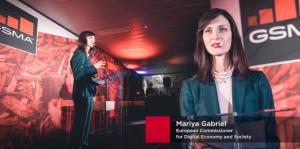 GSMA Winter Celebration: EU Commissioner Gabriel on Women in Digital