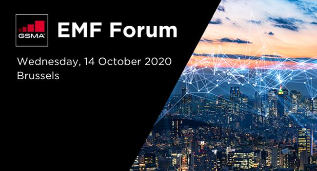 The GSMA EMF Forum 2020