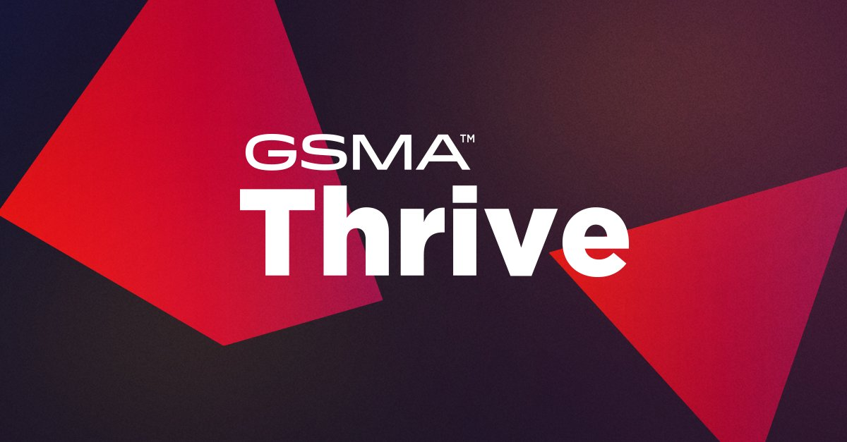 GSMA Thrive Eurasia