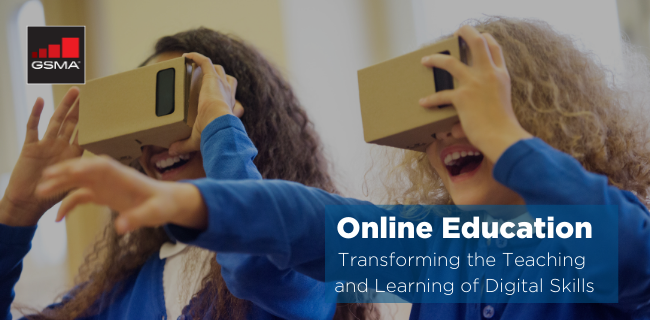 Online Education – Transforming the Teaching and Learning of Digital Skills