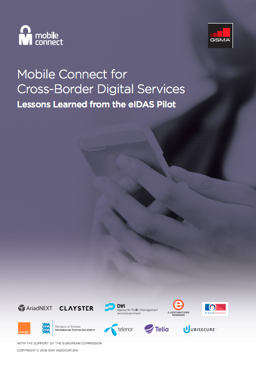 Mobile Connect for Cross-Border Digital Services: Lessons Learned from the eIDAS Pilot image
