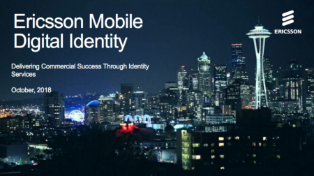 Presentations: Delivering Commercial Success Through Identity Services image