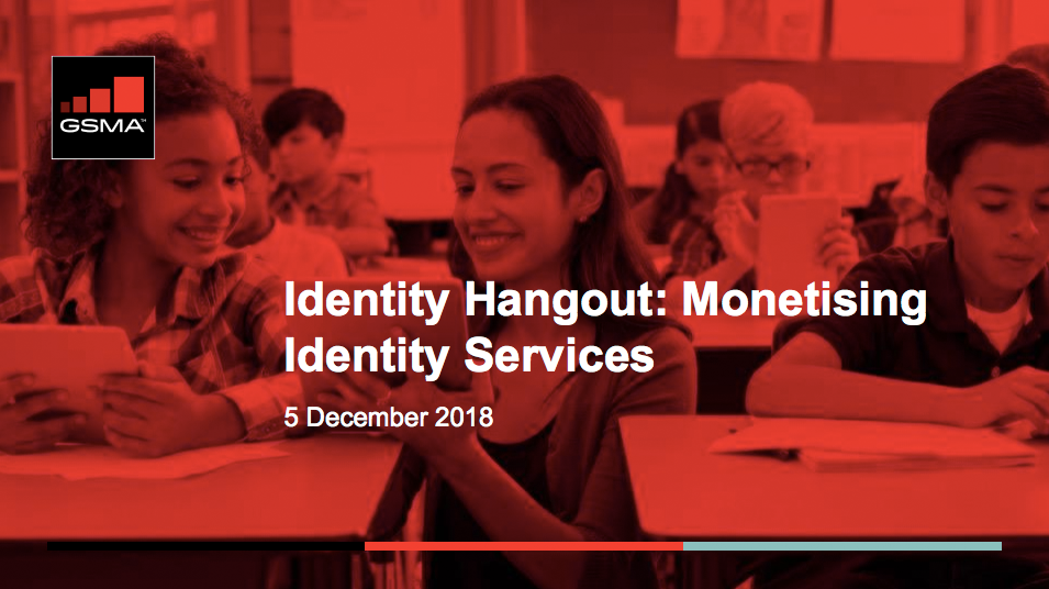 Presentation: Identity Hangout Delivering Identity Services image
