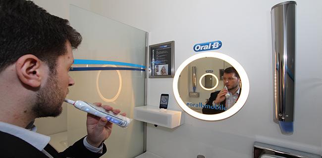 oral b demo