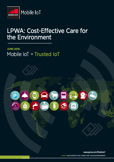 LPWA: Cost-Effective Care for the Environment image