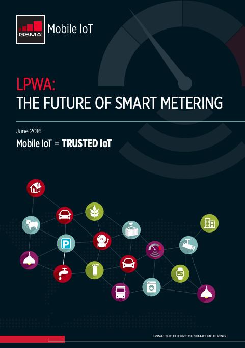 LPWA: The future of smart metering image