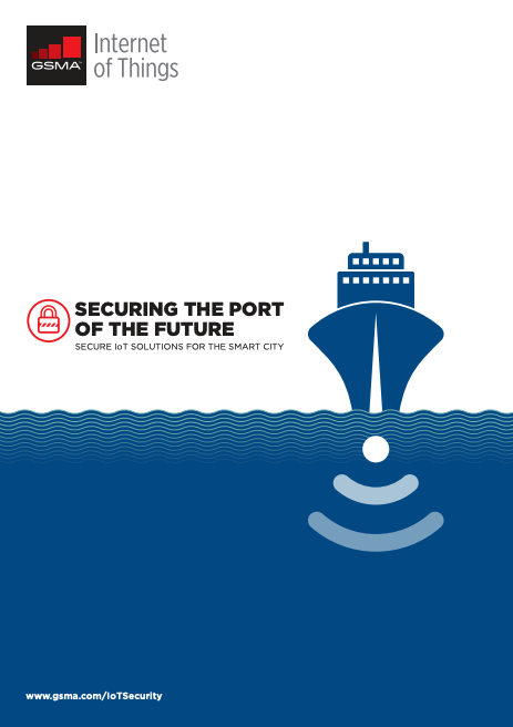 Securing the Port of the Future image