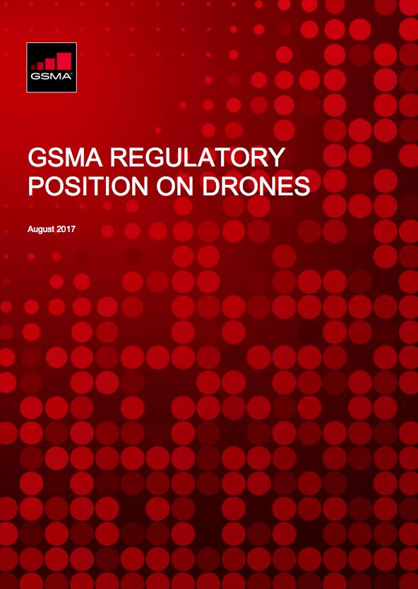 GSMA Regulatory Position on Drones image