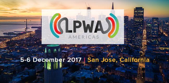 LPWA Americas 2017 San Jose California