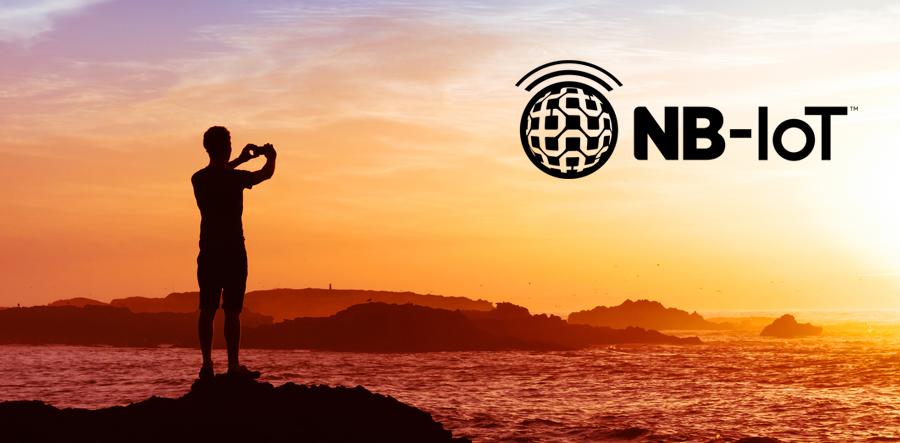 NB-IoT Logo image