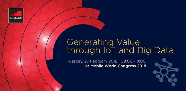 Generating Value through IoT and Big Data