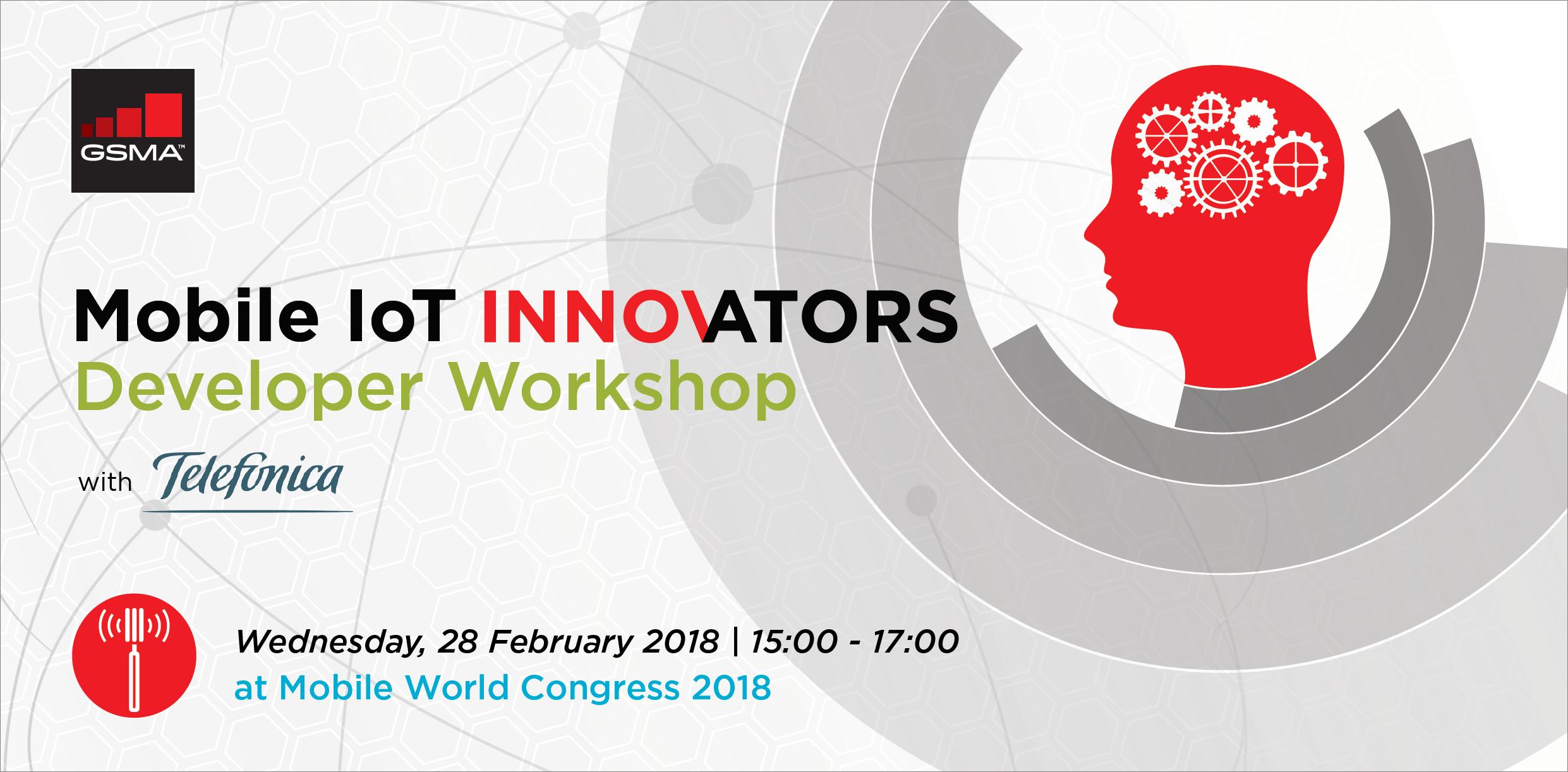 Mobile IoT Innovators Developer Workshop