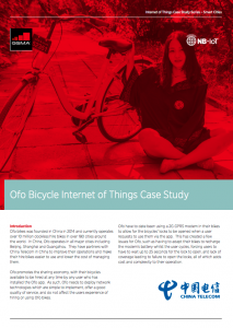 GSMA Smart Cities Environment | Internet of Things