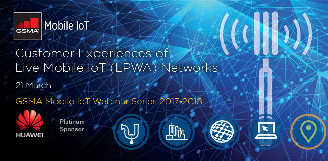 Webinar: Customer Experiences of Live Mobile IoT (LPWA) Networks
