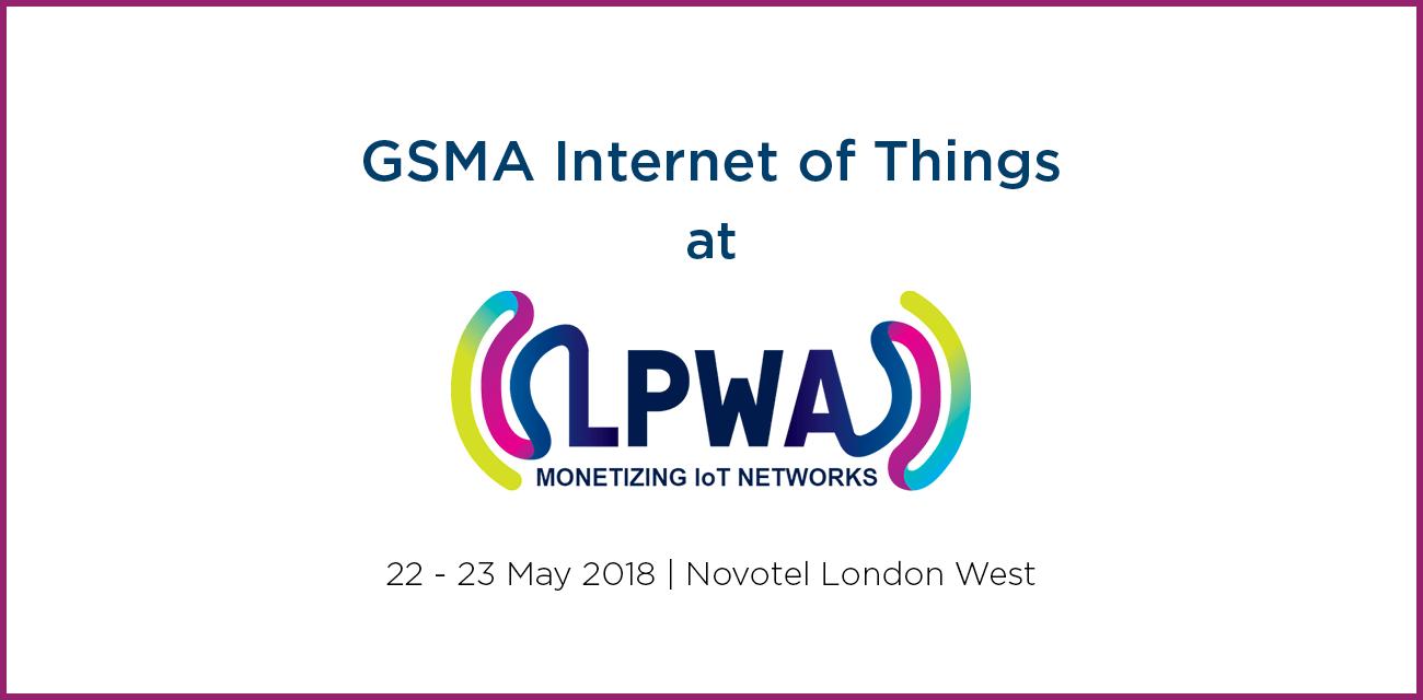 LPWA London 2018