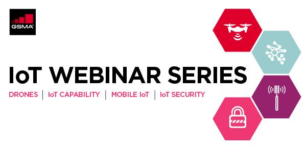 GSMA IoT Webinar Series 2018-19 image