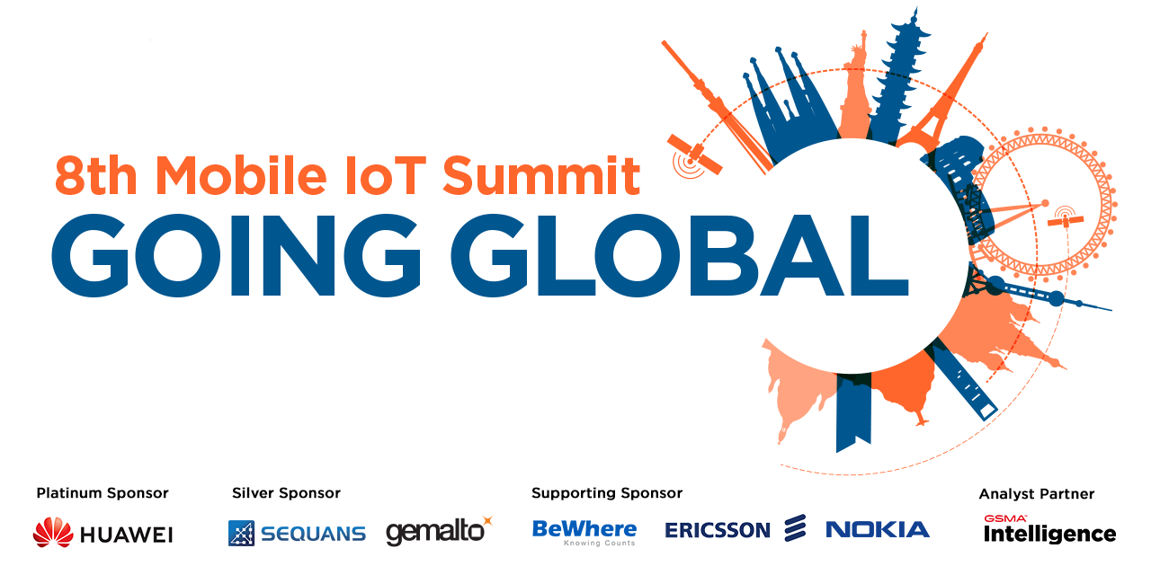 8th Mobile IoT Summit | Internet of Things
