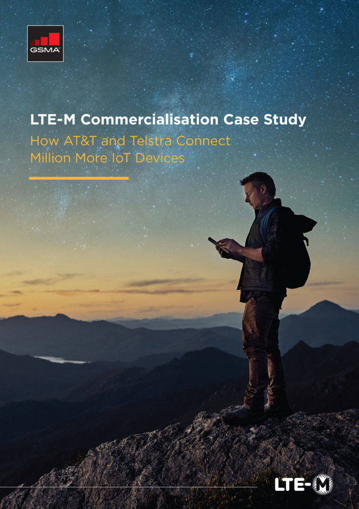 LTE-M Commercialisation Case Study: How AT&T and Telstra Connect Million More IoT Devices image