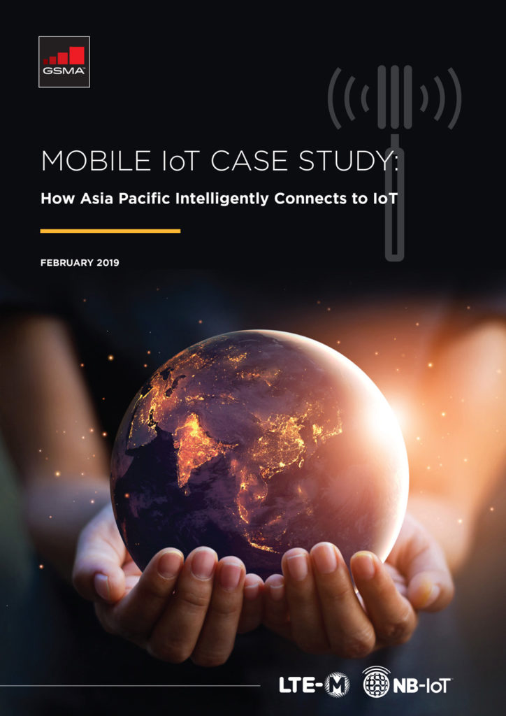 Mobile IoT Case Study: How Asia Pacific Intelligently Connects to IoT image