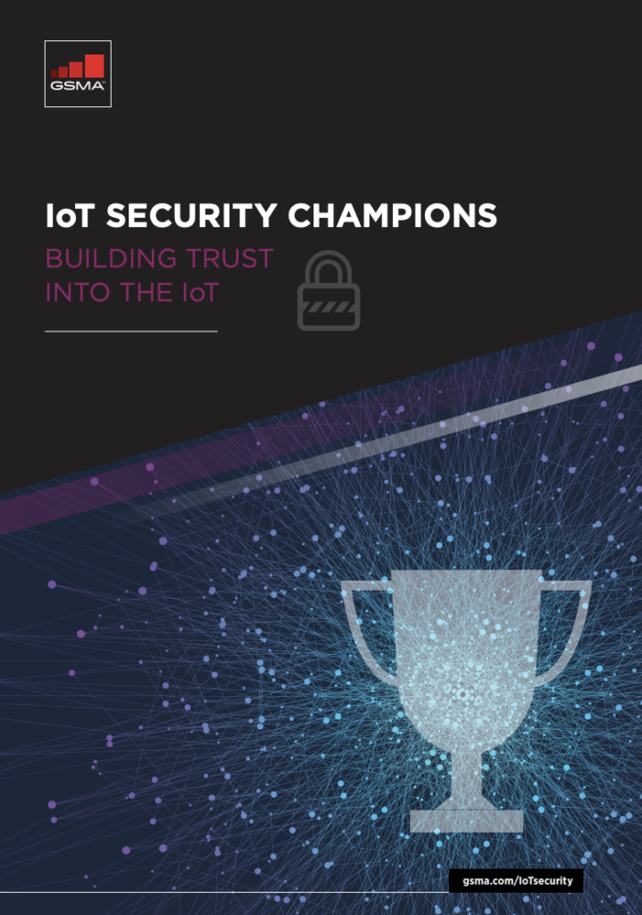 IoT Security Champions: Building Trust into the IoT image