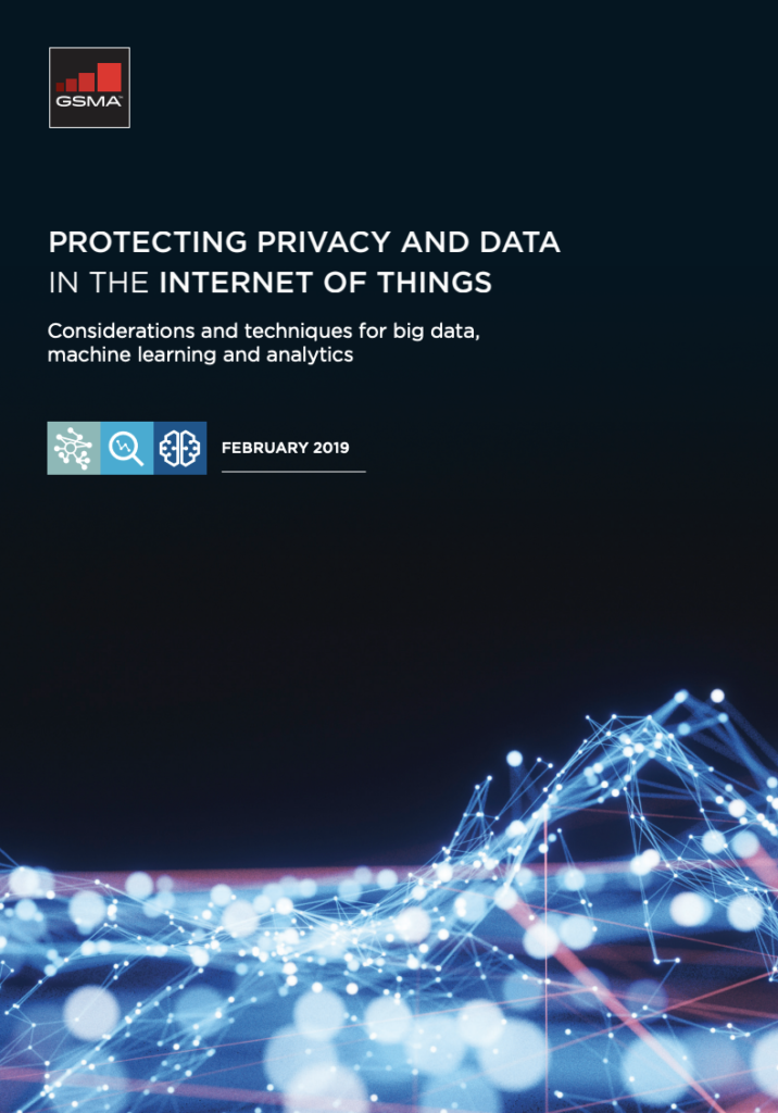 Protecting Privacy and Data in the Internet of Things Report image