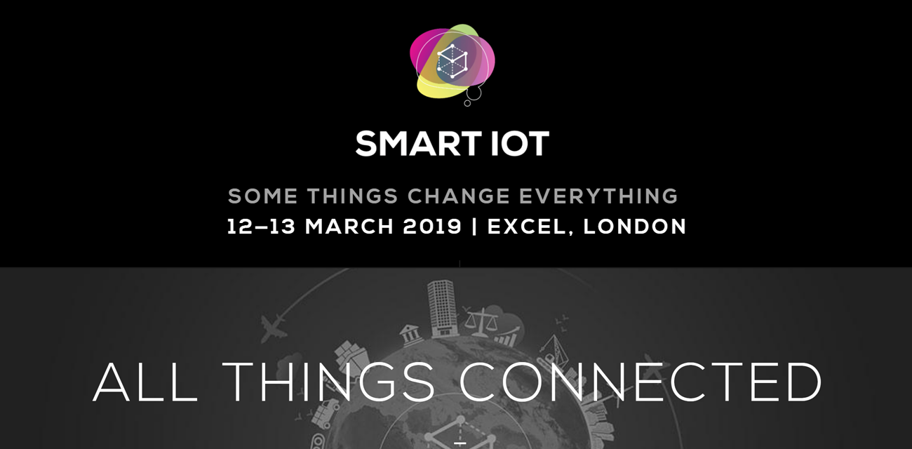 GSMA IoT at Smart IoT London